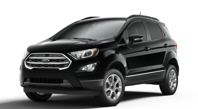 New 2019 Ford EcoSport SE Crossover Pottstown